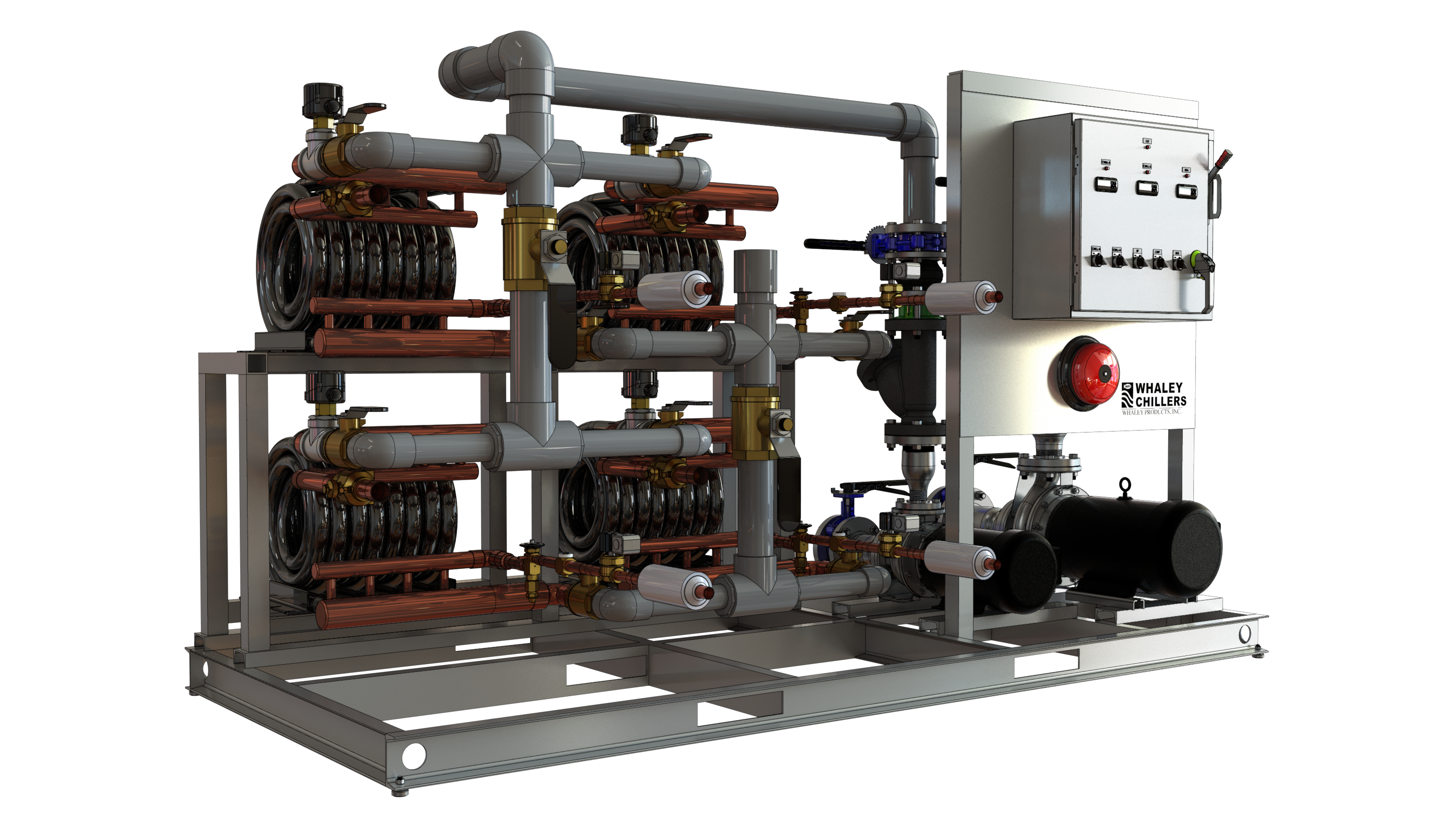 Heat Transfer skid